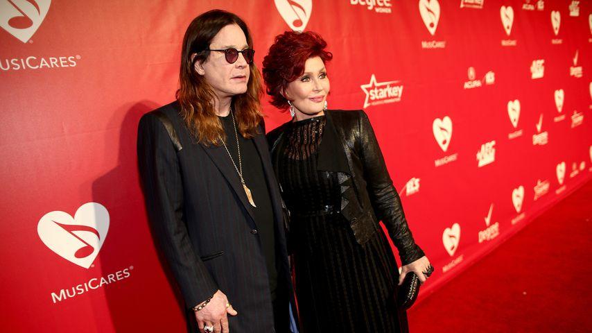 Ozzy Osbourne hat versucht, seine Frau Sharon zu ermorden
