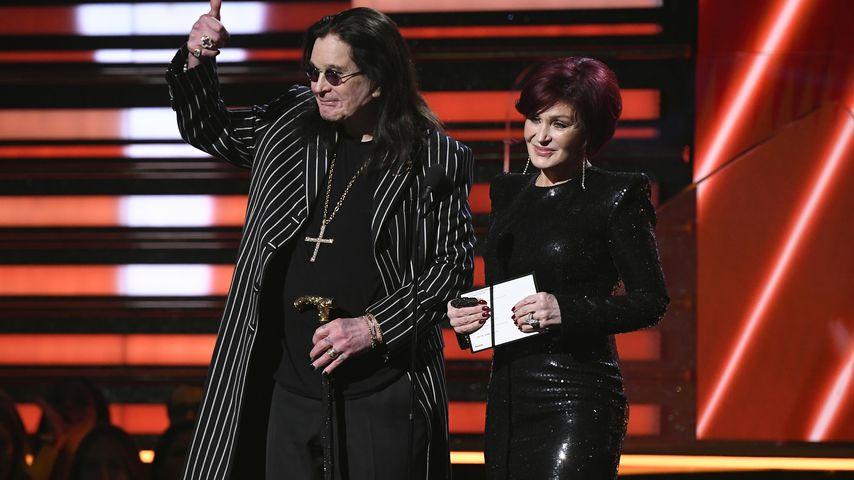 """""""Geht's gut"""": Sharon Osbourne gibt Ozzy-Parkinson-Update"""