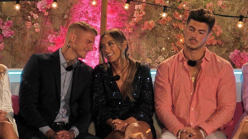 """""""Love Island""""-Kandidaten: Paco, Bianca und Adriano"""