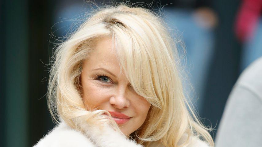 Pamela Anderson in Köln