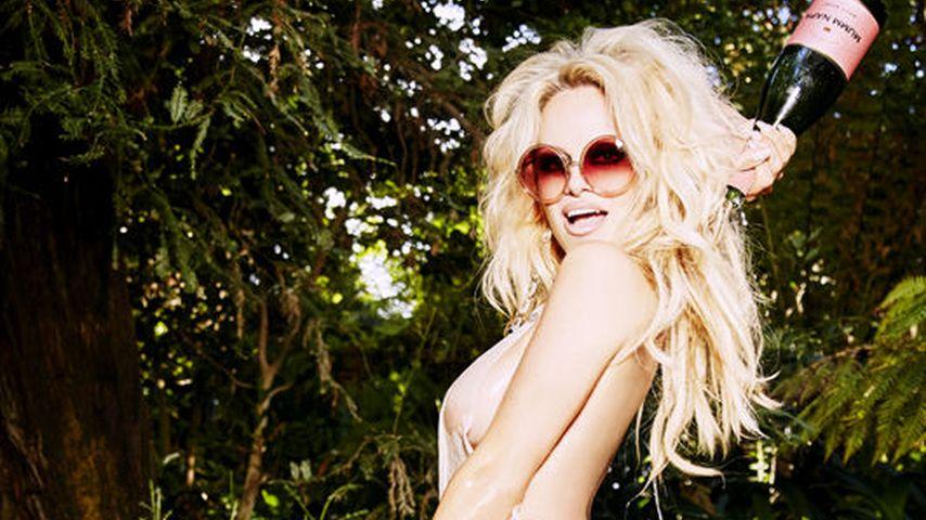 Pamela Anderson posiert für den Playboy