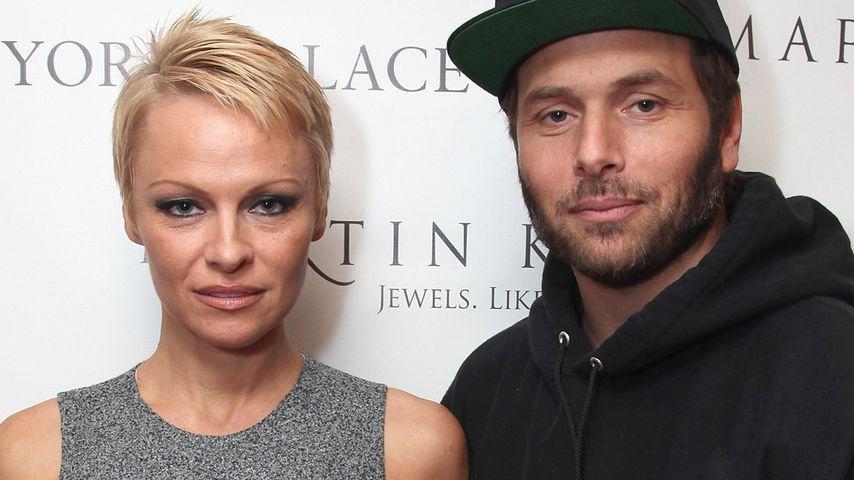 Pamela Anderson: Einstweilige Verfügung gegen Ex!