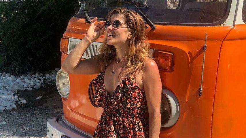 Panagiota Petridou im Juli 2020