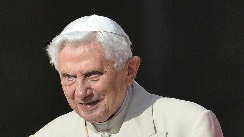 Joseph Ratzinger, emeritierter Papst