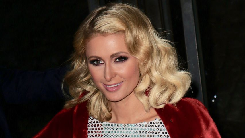 It-Girl Paris Hilton beim Tribeca Film Festival