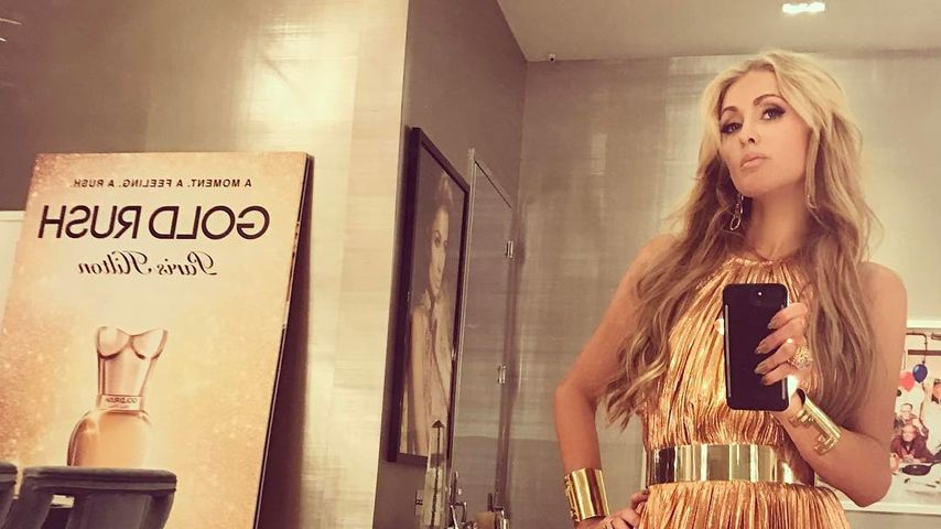 Werbeikone Paris Hilton
