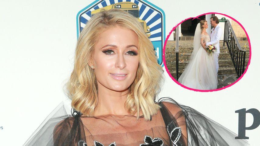 Unter der Haube: Paris Hiltons Bruder Barron hat geheiratet!