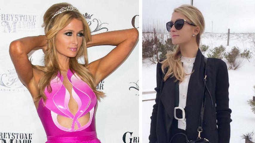 Ohne pinke Kleider & Piepsstimme: So ist Paris Hilton jetzt