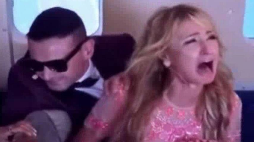 Alles fake: Paris Hilton in Absturz-Streich eingeweiht?