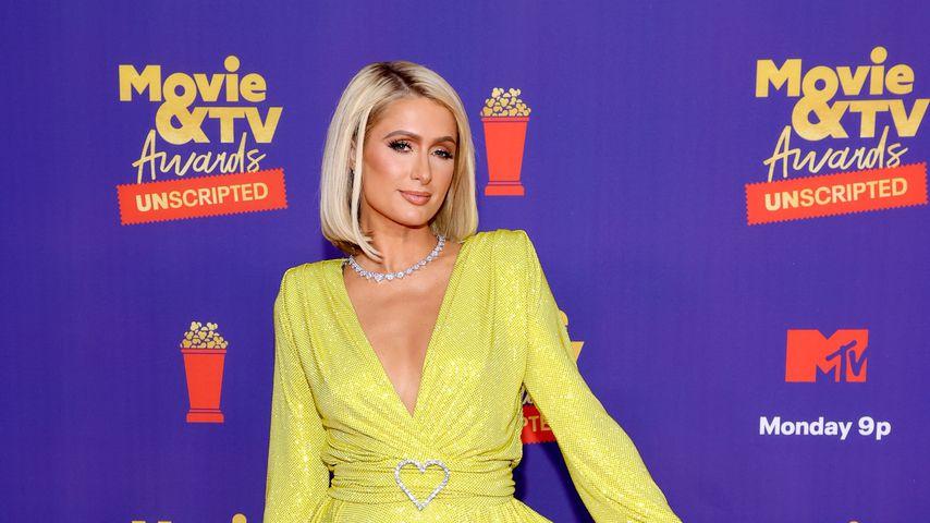 Paris Hilton bei den MTV Movie & TV Awards, 2021