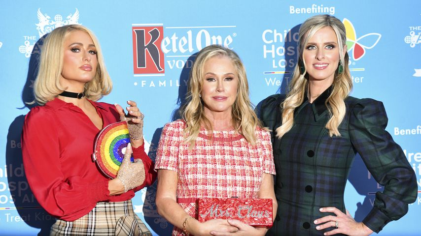 Paris Hilton, Kathy Hilton und Nicky Hilton Rothschild in Kalifornien, September 2021