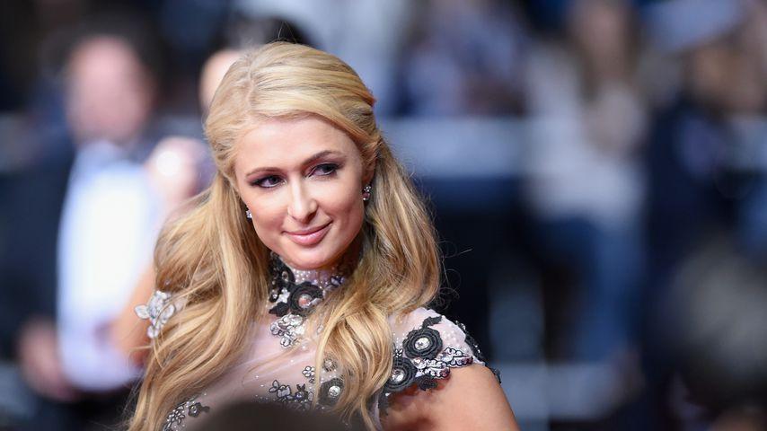 Paris Hilton im Mai 2014