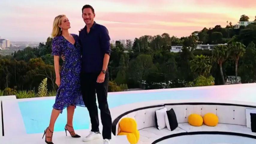 18-monatiges Jubiläum: Paris Hilton ganz verliebt in Carter