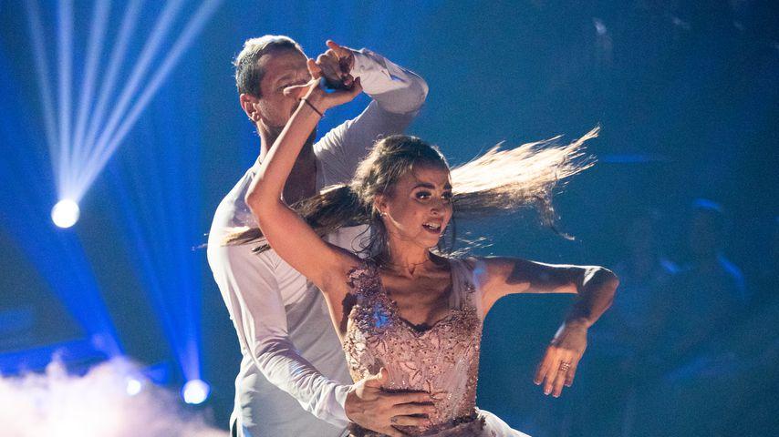 "Pascal Hens und Ekaterina Leonova, ""Let's Dance""-Stars"