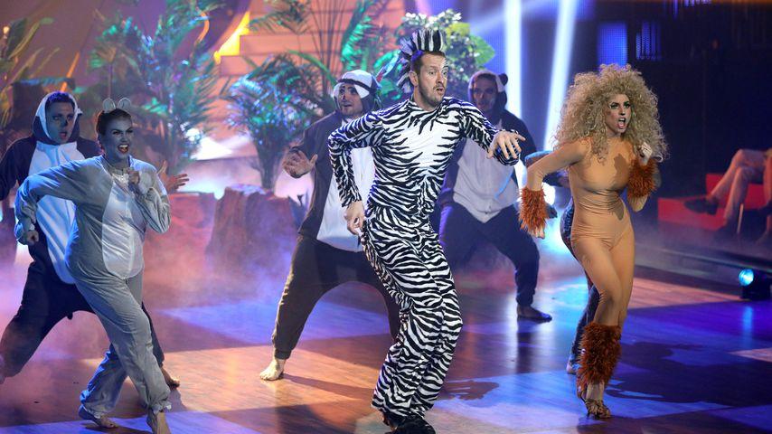 """Pascal Hens und Ekaterina Leonova beim """"Let's Dance""""-Finale 2019"""
