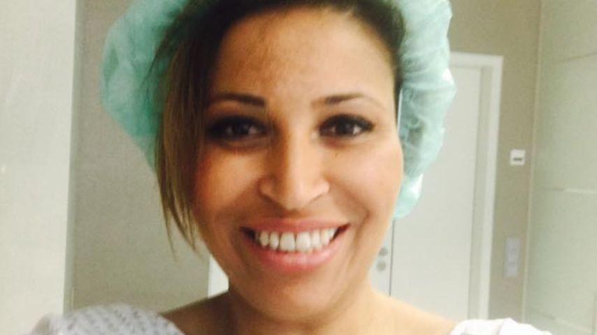 Schon wieder unterm Messer: Patricia Blanco in Beauty-Klinik