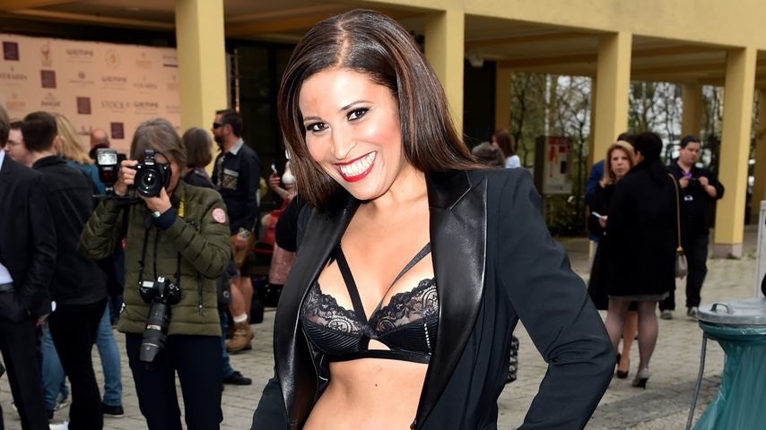 Nippel-Pic! Macht Patricia Blanco hier PR für erste Single?