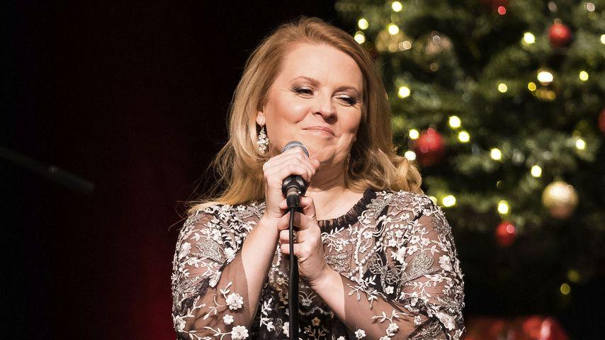 Patricia Kelly bei ihrem Weihnachtskonzert im Dezember 2018