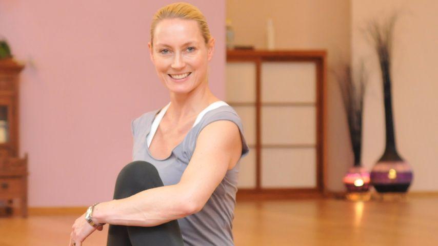 Patricia Thielemann, Yoga-Lehrerin und ehemalige Schauspielerin