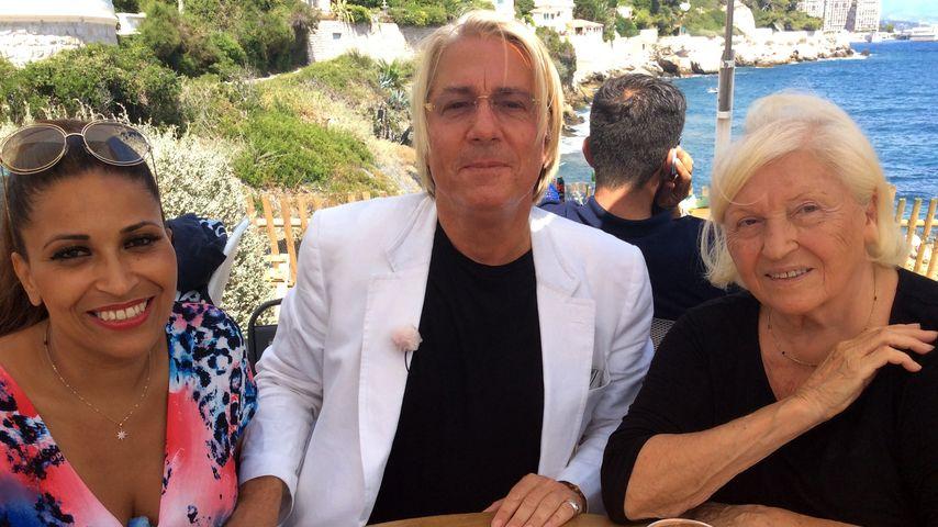 Patricia Blanco, Björn Lefnaer und Mireille Blanco