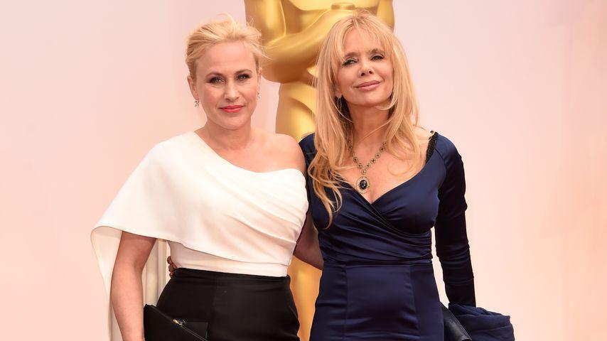 Rosanna Arquette und Patricia Arquette