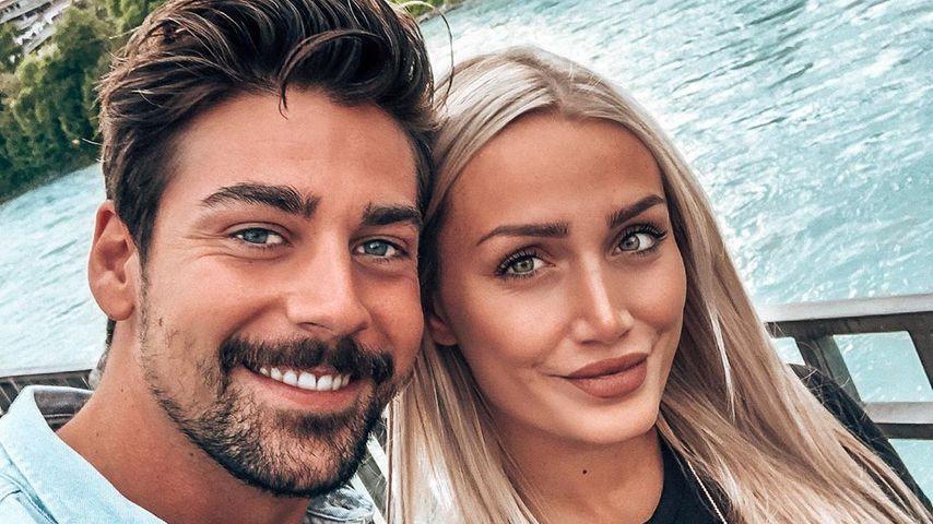 Ex-Bachelorette-Gewinner Patrick Cuninka und seine Freundin Fiona Villavecchia