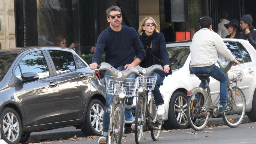 Serienreifes Comeback! Patrick Dempsey turtelt in Paris