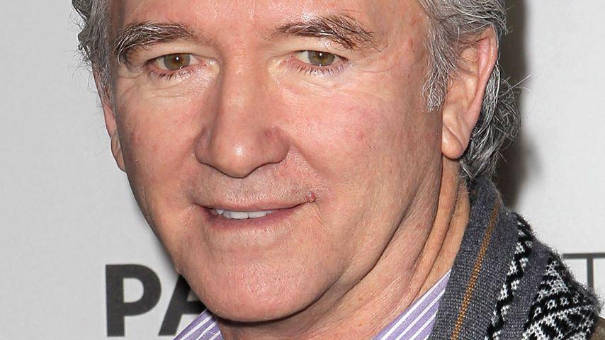 Wucherung am Mund: Krebsrückfall bei Patrick Duffy