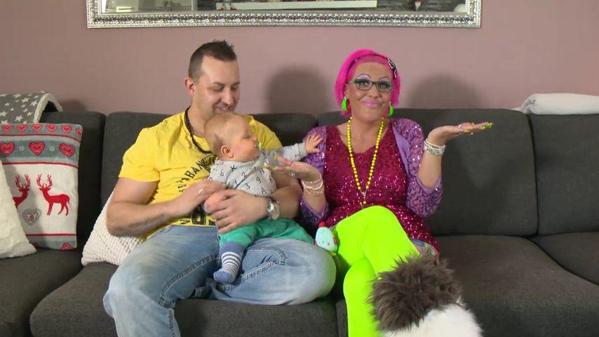 Vergessen, Tayler zu füttern: Mega-Baby-Fail bei Zuckers!