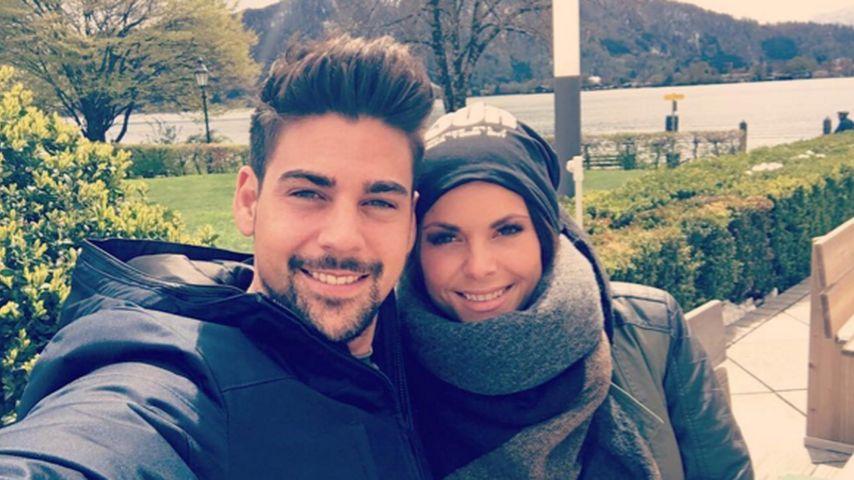Verliebt! Bachelor-Denise & Patrick kuscheln am Tegernsee