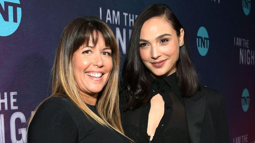 Patty Jenkins und Gal Gadot im Januar 2019