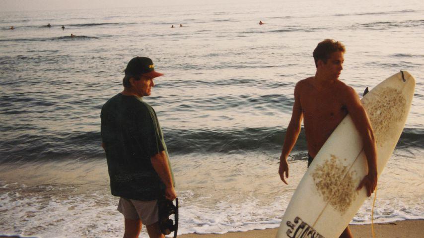 Paul Walker mit seinem Vater