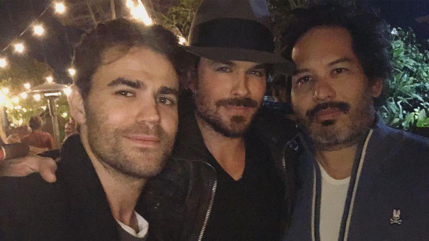 """Vampire Diaries""-Reunion an Ian Somerhalders 40. Geburtstag"
