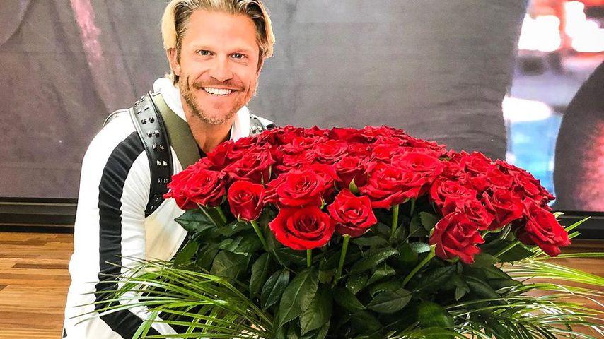 Kryptischer Rosen-Post: Ist Paul Janke etwa wieder verliebt?