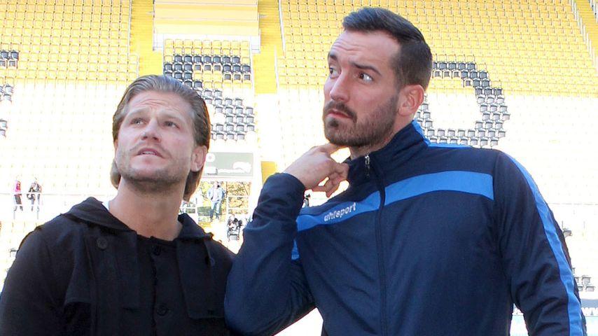 Paul Janke und Jan Leyk, TV-Stars