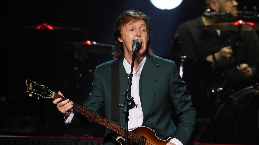 Paul McCartney in Tokio 2015