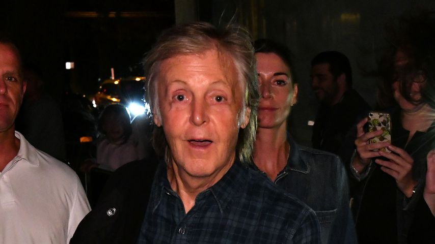 Sänger Paul McCartney, 2019