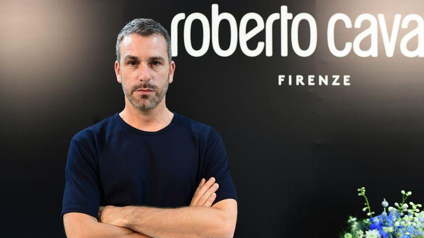 Paul Surridge, Chef-Desinger von Roberto Cavalli