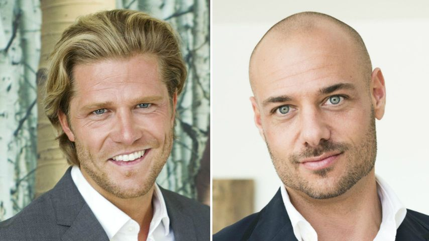 Paul Janke und Christian Tews