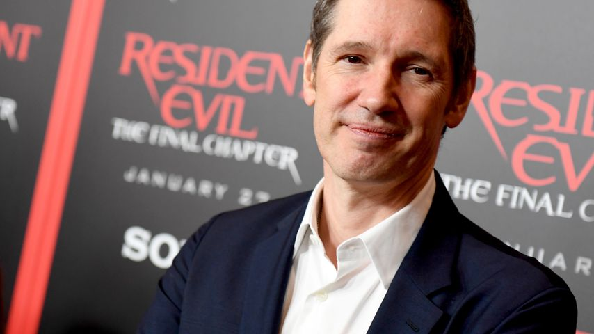 """Paul W.S. Anderson bei der """"Resident Evil: The Final Chapter""""-Premiere in L.A. im Januar 2017"""
