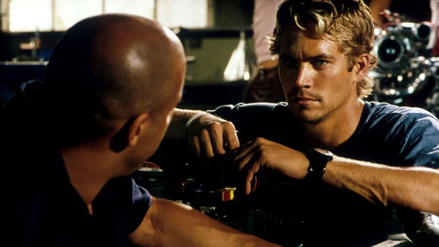 "Paul Walker in ""Fast & Furious"""