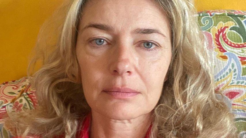 Paulina Porizkova im Mai 2020