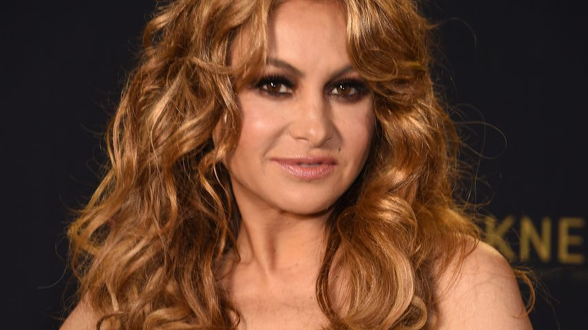 Bühnensturz: X-Factor-Jurorin Paulina Rubio wurde geblendet