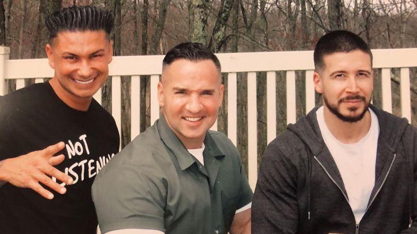 "Pauly ""DJ Pauly D"" DelVecchio, Mike Sorrentino, Vinny Guadagnino"