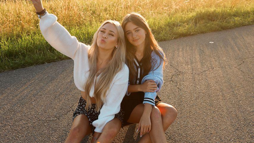 Payton und Sydney Ramolla, Influencer-Schwestern