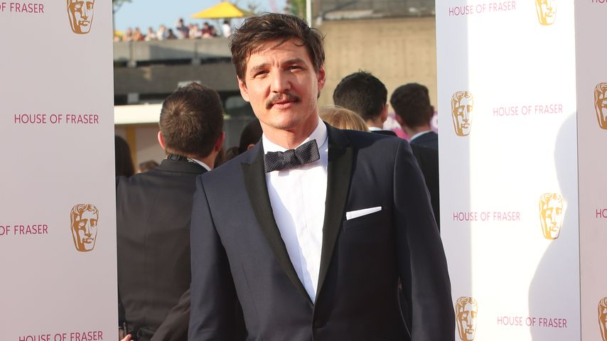 Pedro Pascal bei den BAFTAs 2016 in London