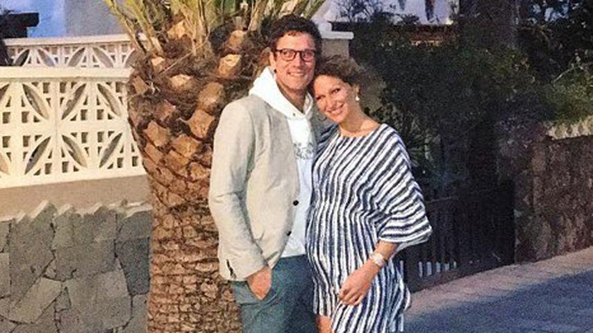 Peer Kusmagk und Janni Hönscheid auf Fuerteventura