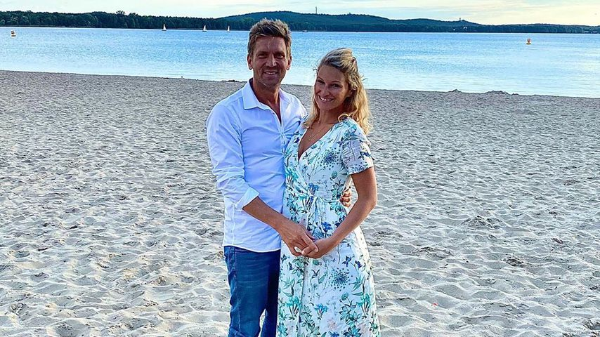 Peer und Janni Kusmagk im August 2020