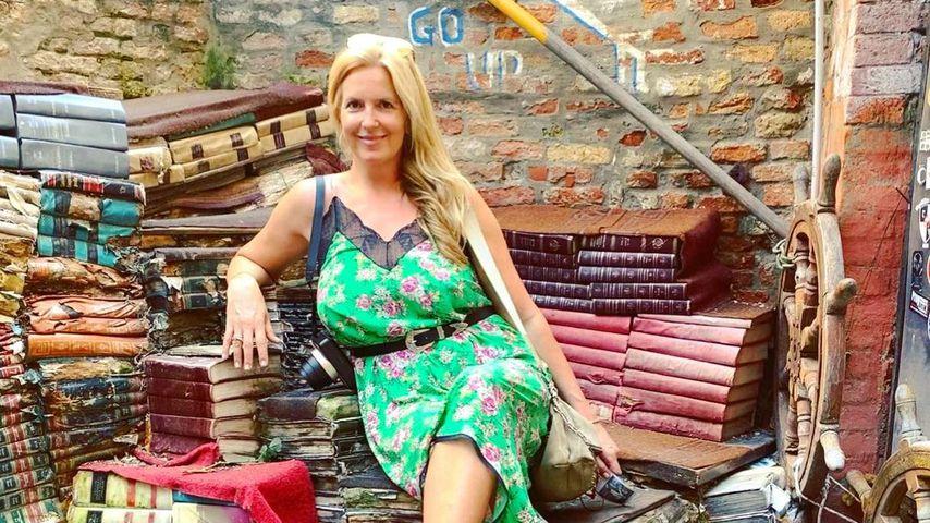Penny Lancaster, Rod Stewarts Ehefrau