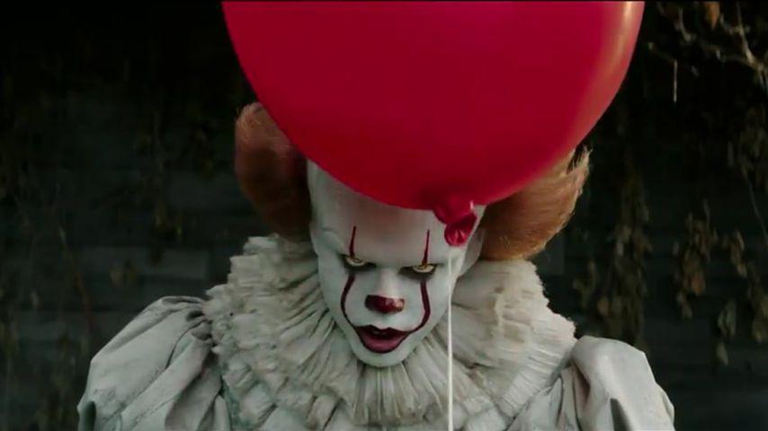 "2. ""Es""-Trailer: Pennywise gruseligste Horror-Figur ever?"